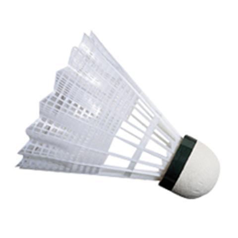 vol d un volant de badminton physique de tous les jours. Black Bedroom Furniture Sets. Home Design Ideas