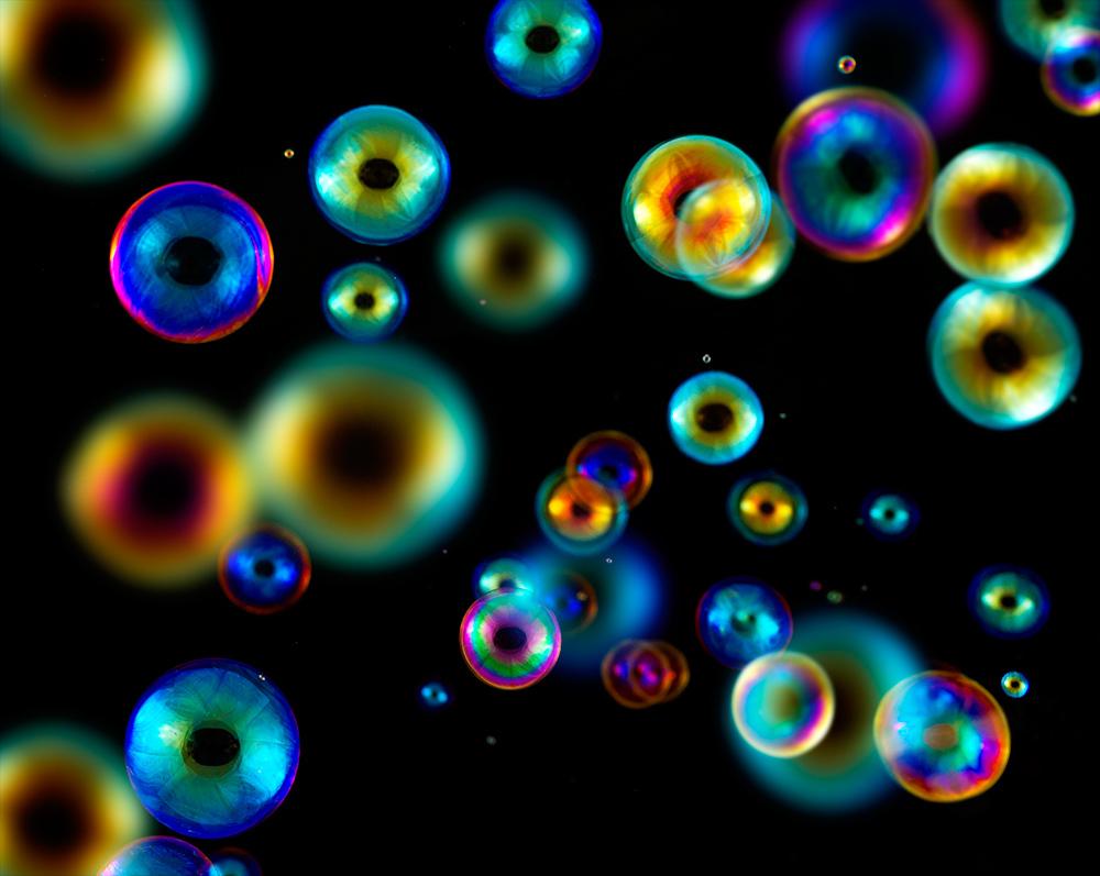 Image Bulle bulle | physique de tous les jours